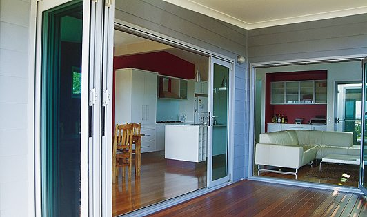 Patio Bi-Fold Doors