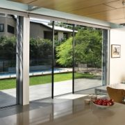Bifold Screen Double Door