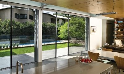 Screen Solutions For Bi Fold Doors Southern Cross Windows