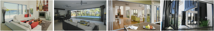 view our bi-fold door gallery
