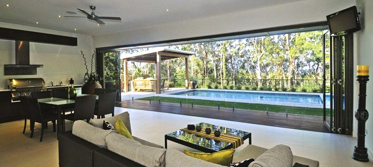 bifold doors gold coast