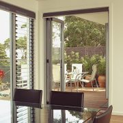 Bi-Fold Kitchen Doors