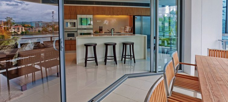sliding doors gold coast