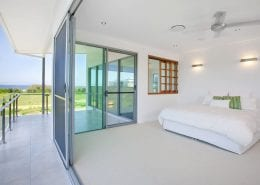 Aluminium sliding doors are popular on the Gold Coast